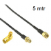 VD38W connection cable fore use external ant image