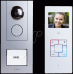 VD6310 Video door intercom with camera image