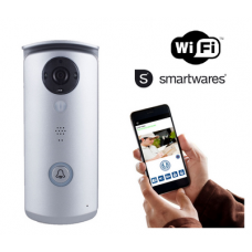 Wireless Video doorphone on WiFi Smart-Wares