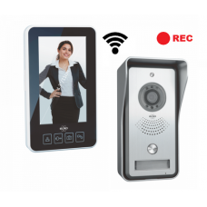 Wireless Video doorphone color set Elro DV044