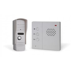 Intercom with handsfree insite unit
