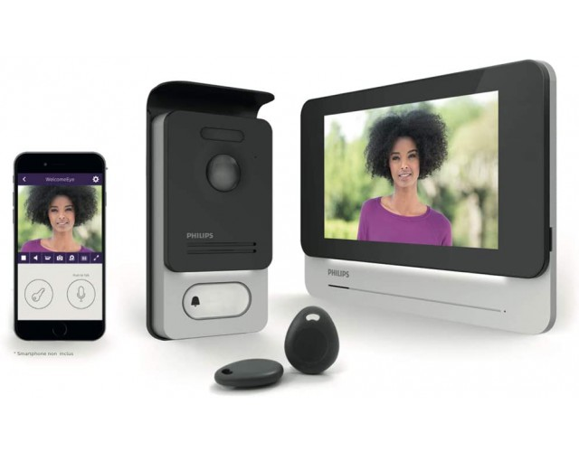 Philips Intercom WelcomeEye Connect DES 9900VDP image