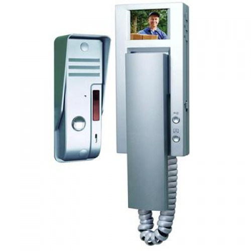 Video Doorphone with color screen VD54A image