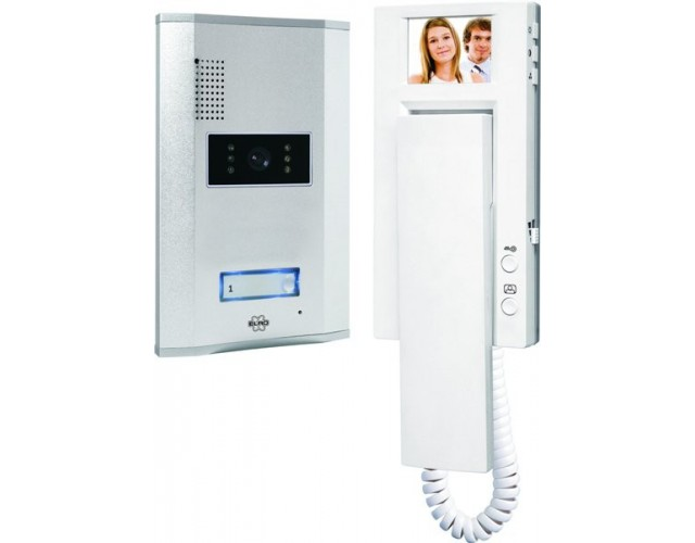 Video doorphone with color screen VD61 image